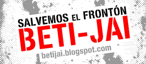 Salvemos el Fronton Beti-Jai